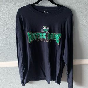 Norte Dame Long Sleeve
